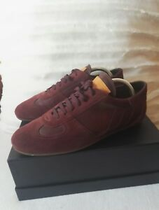 hot sale online dd981 5a9a2 Image is loading authentic-Louis-Vuitton-mens-fashion-snaekers-suede-shoes-