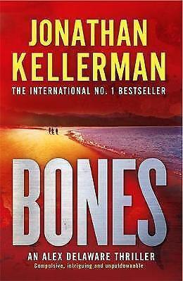 "1 of 1 - ""NEW"" Kellerman, Jonathan, Bones (Alex Delaware series, Book 23): An ingenious p"