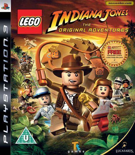 LEGO Indiana Jones (PS3) Essentials ***