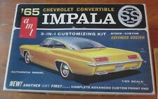 1:25 PLASTIC MODEL CAR PARTS 283 327 CORVETTE 7 FIN VALVE COVERS AMT MPC REVELL
