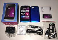 BLU Hero JR S250 - Blue (Unlocked) Smartphone (Dual SIM)