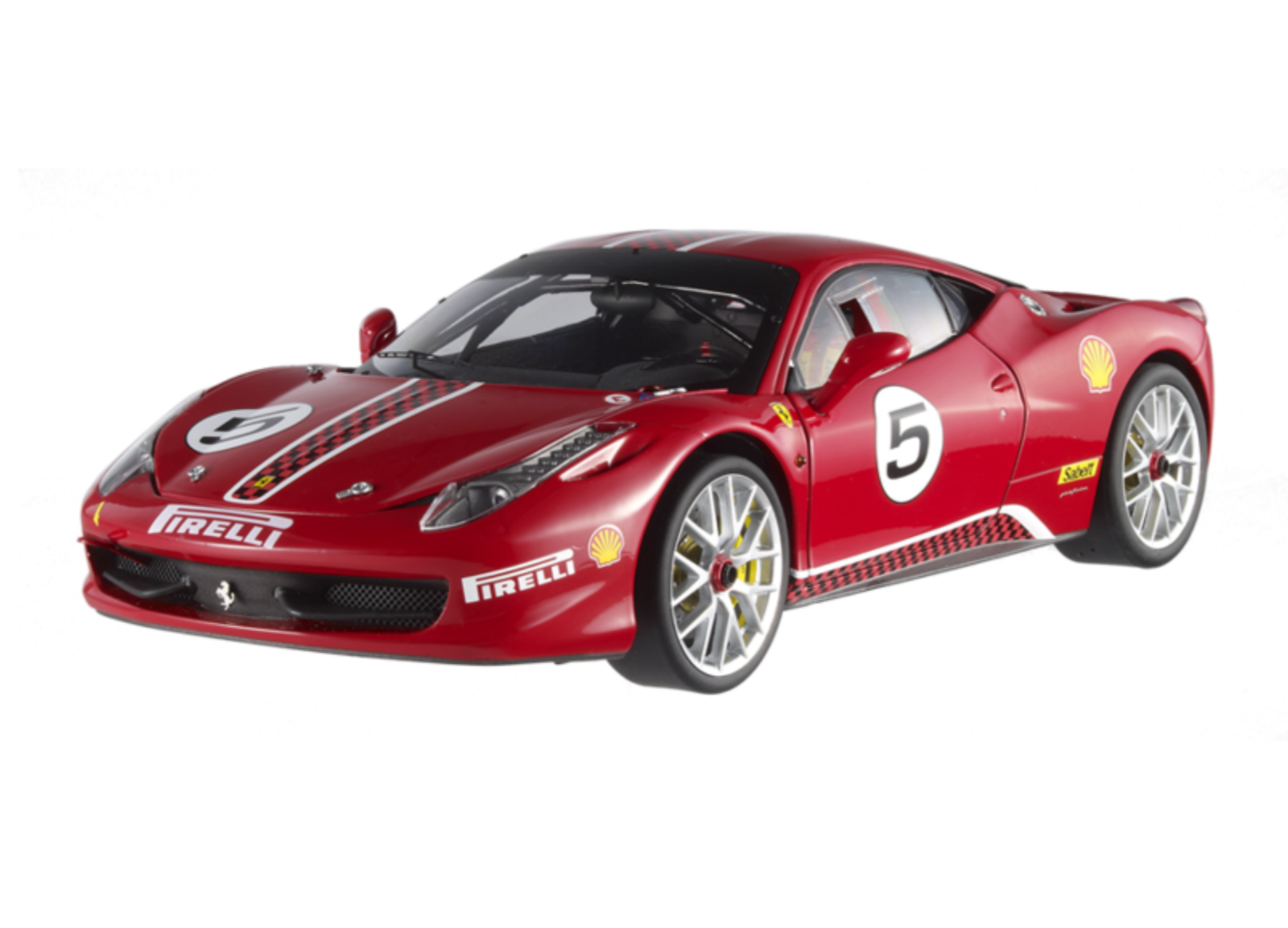 1 18 Ferrari 458 Italia Challenge 2011 1 18 • Hot Wheels X5486