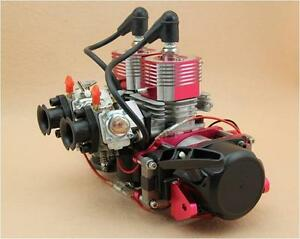 58CC-engine-Two-cylinders-fit-rc-boat-parts