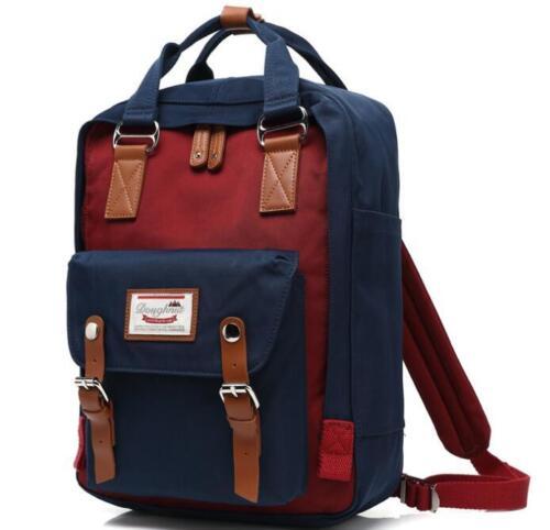 HOT NEU Doughnut Macaron bag schulter reise Tasche rucksack Studententasche
