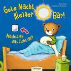 Gute Nacht, kleiner Bär! Machst du das Licht an? von Lena Kleine Bornhorst und Heike Vogel (2017, Gebundene Ausgabe)