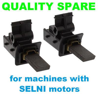 Fagor Washing machine carbon brushes with SELNI Motors eq.C00041078
