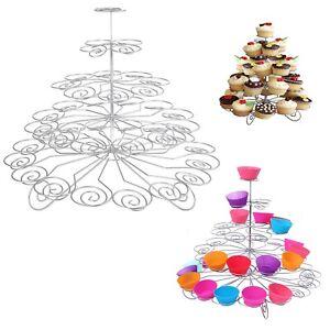 5-Brett-Metall-Cupcake-Staender-Party-Display-Muffin-Halter-Hochzeit-Tisch-Deko