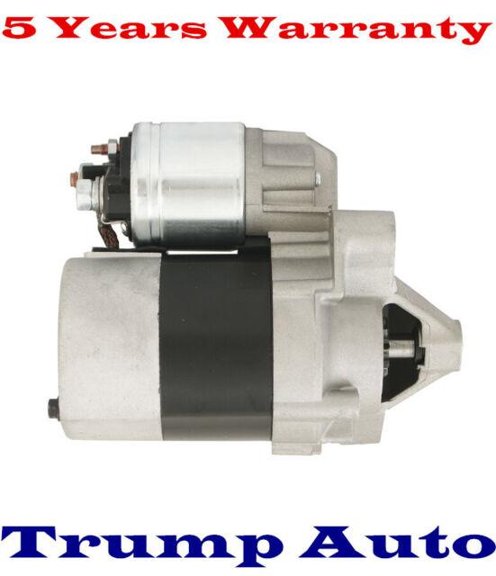 Starter Motor fit Renault Scenic engine K4M 1.6L Petrol 01-07;