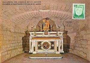 B95668 nazareth the church of st joseph israel