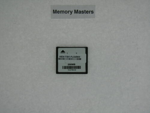 MEM-7301-FLD256M 256MB Approved Flash Memory for Cisco 7301 Router
