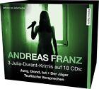 3 Julia-Durant-Krimis auf 18 CDs (2013)
