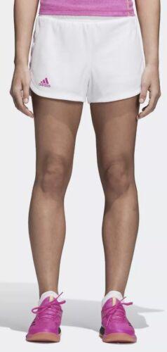 Sz Pour Étiquettes Femmes Avec Cy2318 Adidas Shorts Blanc M Saisonnier Neuf vYfg76yb