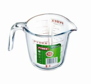 Pyrex Verre Pot 0.5 L