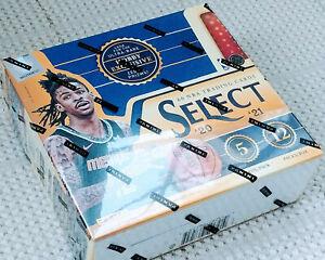 2020-21 Panini Select Basketball Hobby Box Factory Sealed NBA 2020-2021