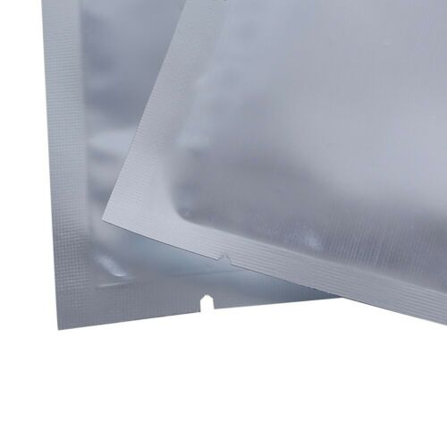 Light /& Moisture Proof Smell FRESHERPACK 50 x Mylar Foil Bags Heat Seal Pouch