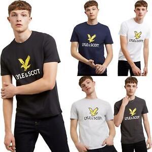 Lyle-amp-Scott-Logo-T-Shirt