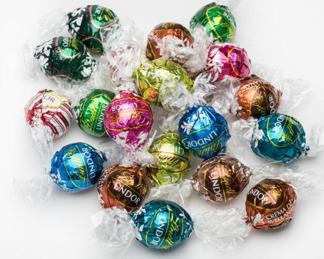 Lindt Lindor Chocolate Pick & Mix 9 USA Flavours Wedding