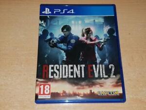 Resident-Evil-2-Remake-ps4-Playstation-4-Kostenlose-UK-Versand