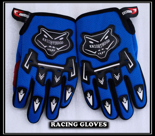 KID YOUTH//PEEWEE MX MOTOCROSS RACING GLOVES BMX//ATV//QUAD//PIT//TRAIL//MOTORCYCLE AU