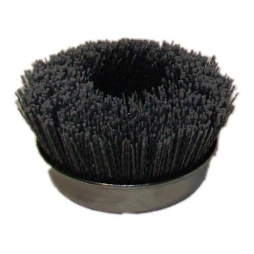 "OSBORN 32125  4/"" 120 Grit Abrasive Brush great for log and wood home restore NIB"