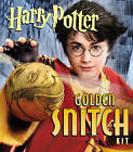 Harry Potter Golden Snitch Sticker Kit by Running Press (Paperback, 2006)