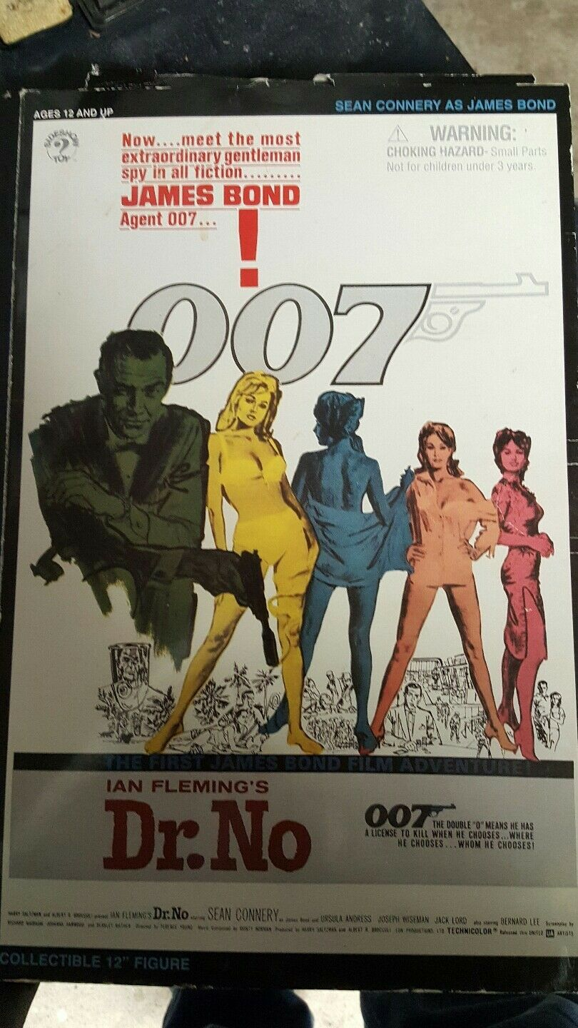 Sideshow Dr No James Bond 12