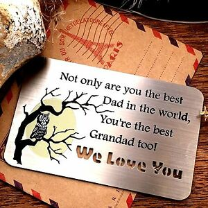 fathers-day-Unusual-Gifts-for-Him-Daddy-Grandad-Presents-Dad-Love-Papa-Father
