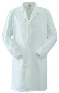Camice-Classico-Uomo-Bianco-Per-Medico-Farmacista-Laboratorio-MC0101