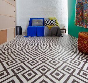 Sagres Cushion Vinyl Flooring Sheet Kitchen Bathroom Lino Black