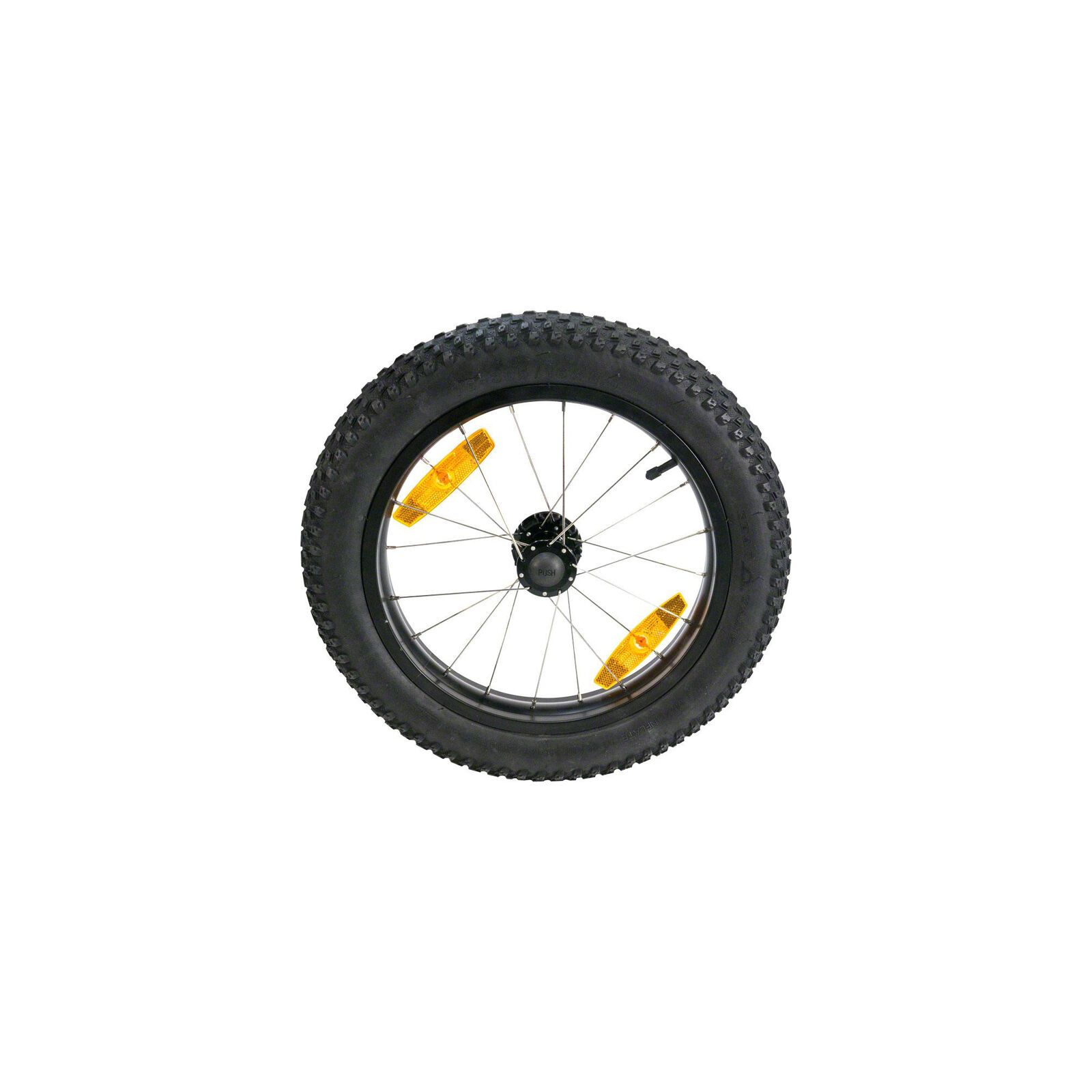 Burley Plus Größe Wheel Kit: 16