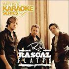 Artist Karaoke Series: Rascal Flatts by Karaoke (CD, Sep-2011, Buena Vista)