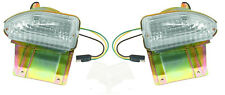 NEW! 1969 Ford Mustang Parking Lamps - Lights Pair - Both Left And Right Side