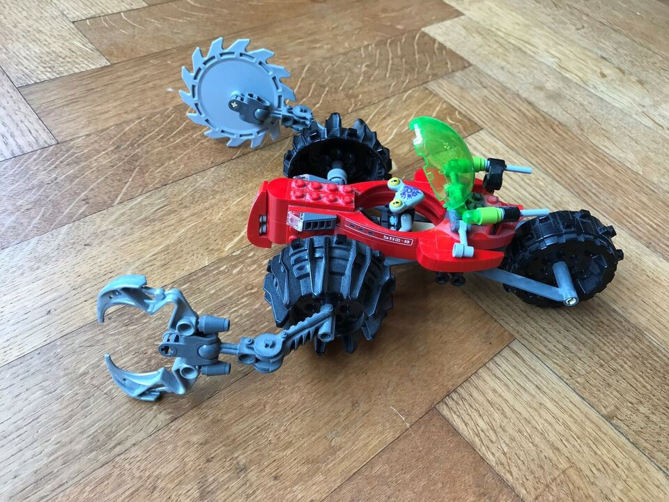 Lego Alien conquest, ?