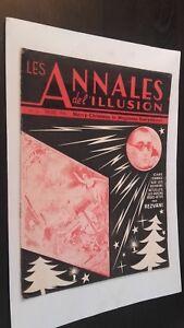 Rivista-i-Annali-di-L-Illusione-per-Lettera-N-16-ABE-1946