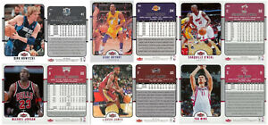 2006-07-UPPER-DECK-FLEER-BASKETBALL-200-CARD-COMPLETE-BASE-SET-LEBRON-JORDAN-WOW