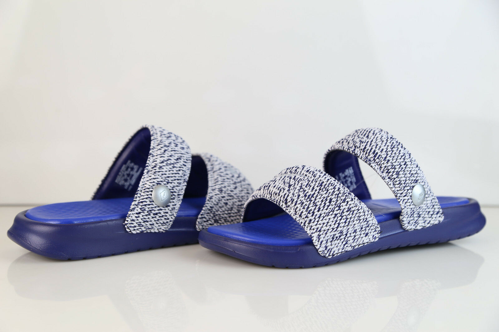 Nike Lab Benassi Pigalle Duo Ultra Slide  Loal blu Royal bianca 902783 -400 8 -12  all'ingrosso a buon mercato