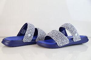 d28c0546742f Nike Lab Benassi Pigalle Duo Ultra Slide Loyal Blue Royal White ...