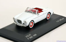 1:43 White Box Volvo P1900 Convertible 1956 white