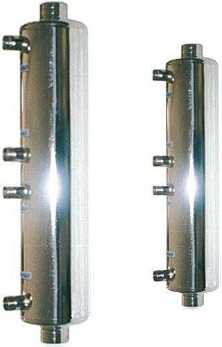 Dapra SHWT Zweikreis Solarwärmetauscher 10//42kW Poolheizung Schwimmbadheizung