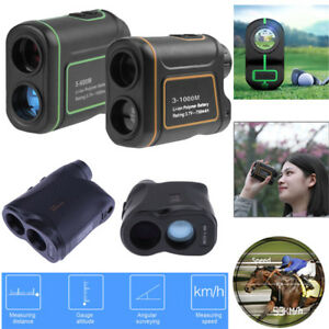 1000m-6-7-8X-Telescope-Hunting-Golf-Range-Finder-Distance-Speed-Angle-Meter-LOT