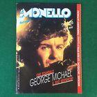 Rivista IL MONELLO n.20 1988 (ITA) GEORGE MICHAEL HOUDINI ALICE COOPER M.JACKSON