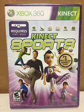 Kinect Sports for Microsoft XBOX 360