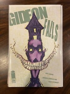 Gideon Falls #5 Young Variant Cover Image Comics 1ST PRINT NM Optioned