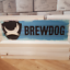 Details about  /Rustic Wood Bar Signs Man Cave Drinks Shed Garage Wall Vintage Retro Pub Sign UK