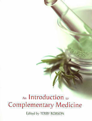 1 of 1 - Introduction to Complementary Medicine by Terry Robson Paperback