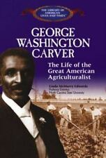 George Washington Carver: The Life of the Great American Agriculturist-ExLibrary