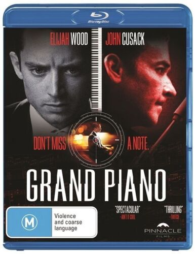 1 of 1 - Grand Piano New/Sealed Blu Ray Region B