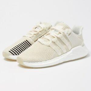 Adidas Originals Men s EQT SUPPORT 93 17 CREAM Running Shoes BZ0586 ... 78d9ff42a05e