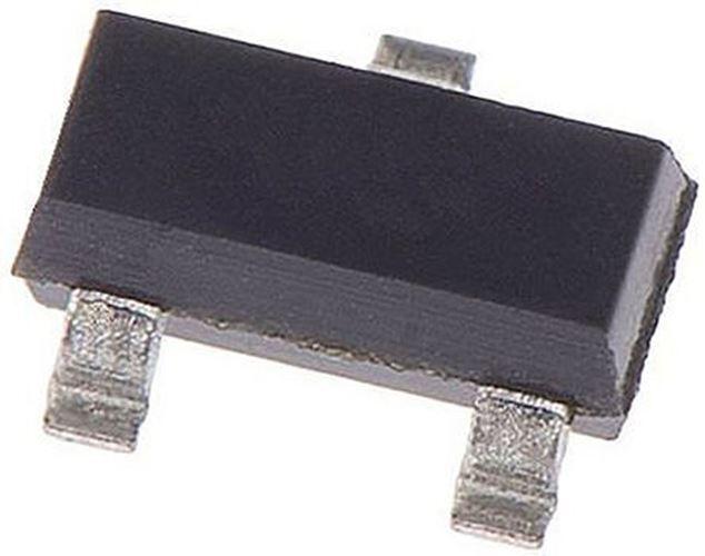 ROHM, DTC114EKAT146 NPN Digital Transistor, 100 mA 50 V 10 kΩ, Ratio Of 1, 3-Pi