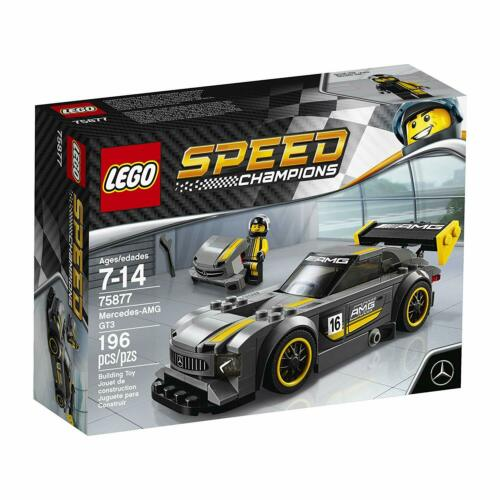 LEGO 75877 - Speed Champions - MERCEDES-AMG GT3 - New & Sealed